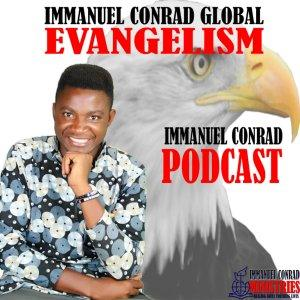 IMMANUEL CONRAD PODCAST - cover