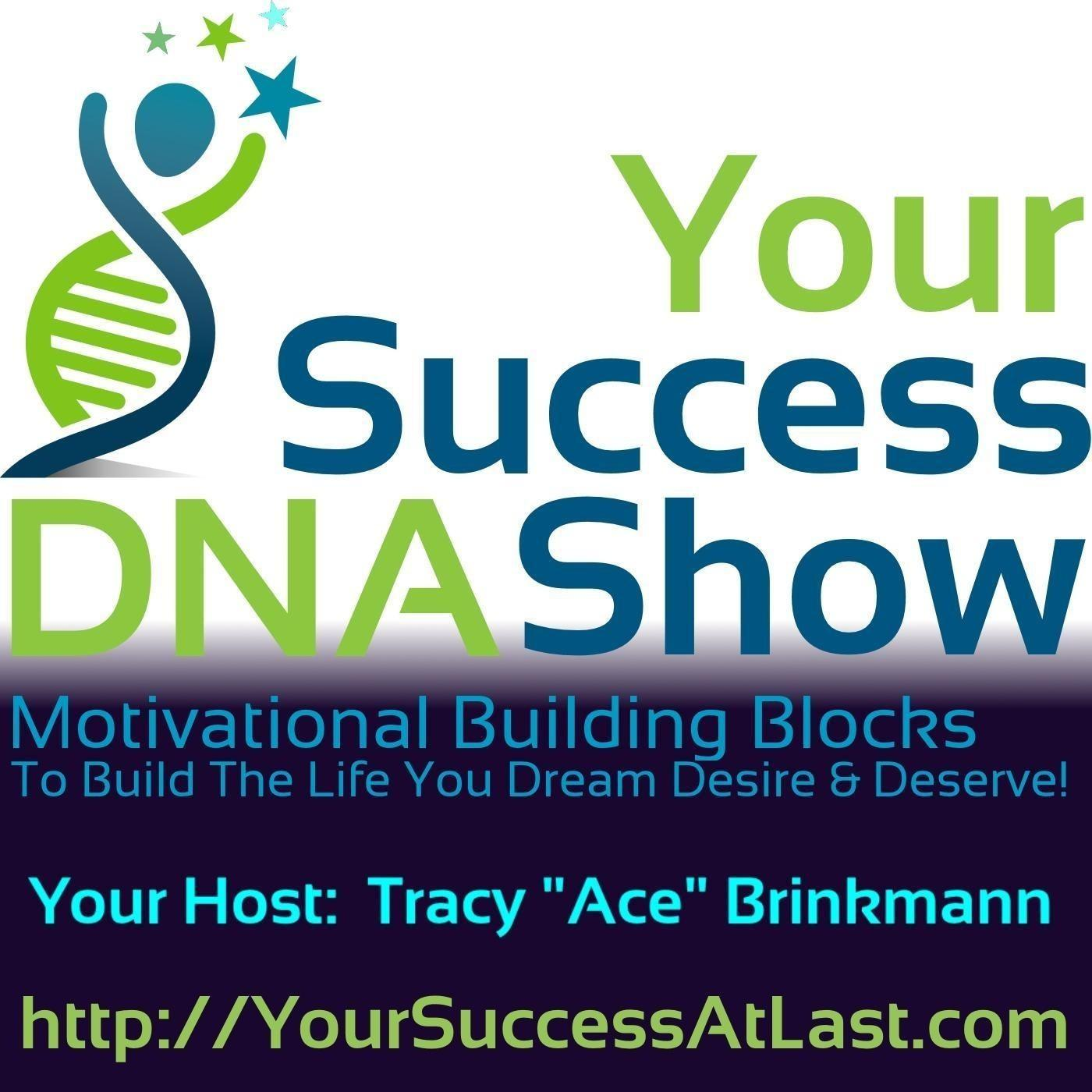Your Success At Last DNA | Daily Motivation | Goal Setting