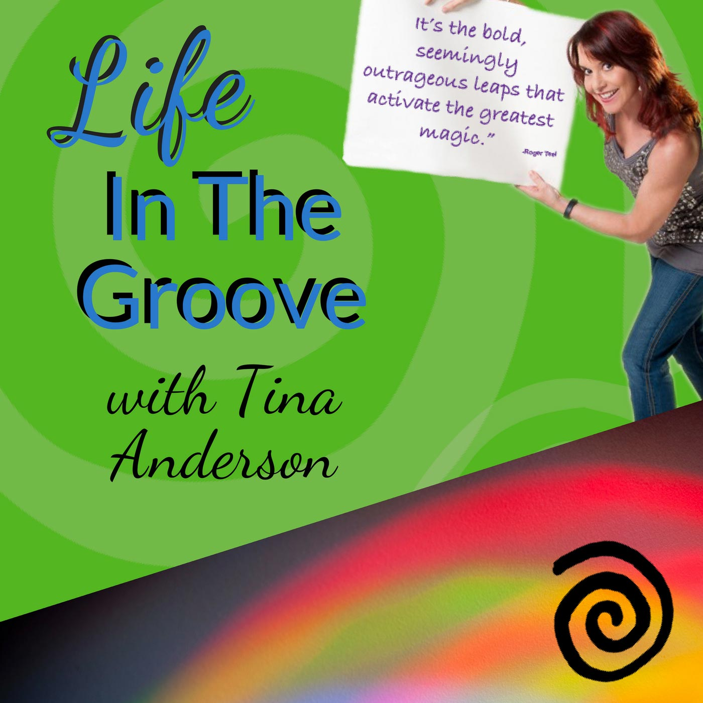 Life in the Groove with Tina Anderson