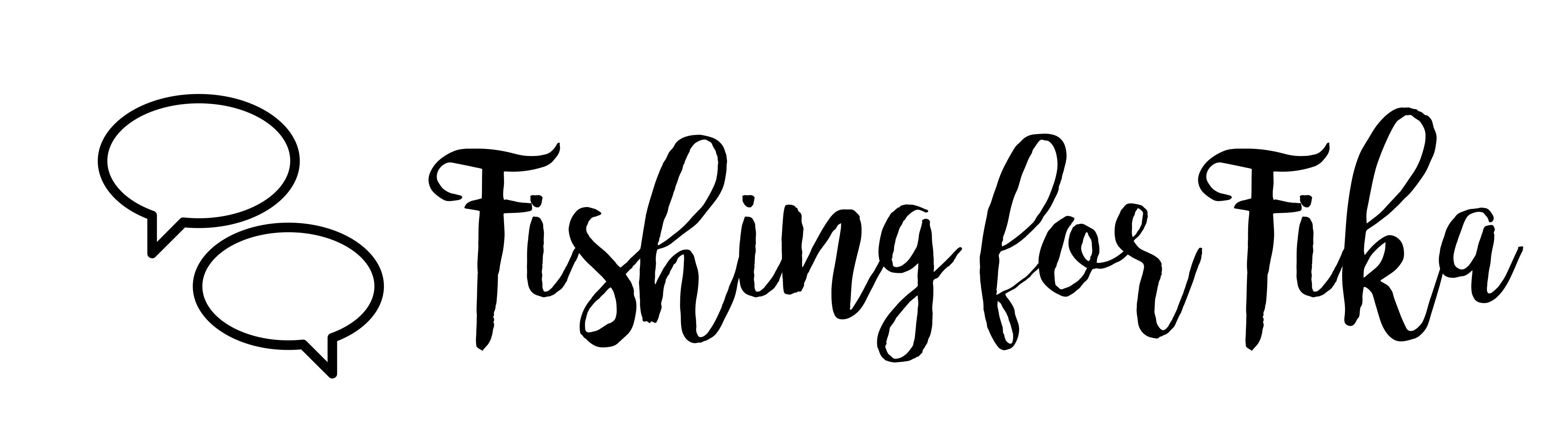 Fishing for Fika