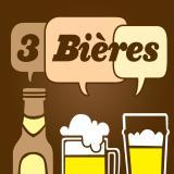 3 Bières » Le podcast québecois qui parle de VOS sujets le temps de 3 Bières!