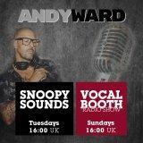 Andy Ward Mixes & Shows
