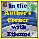 In the Author's Corner with Etienne