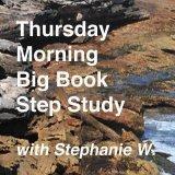 Thursday Morning Big Book Step Study