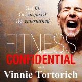 Celebrity Fitness Trainer Vinnie Tortorich with Anna Vocino