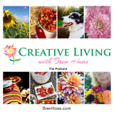 Creative Living with Bren Haas Podcast