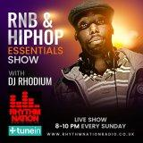 RnB and HipHop Essentials Show