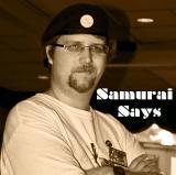 Samurai Says!