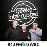 Geeks Interrupted: An Australian Tech News Radio Show