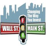 Wall St For Main St