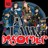 Law & DISORDER Podcast - That's Not Canon Productions