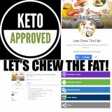 Lets Chew The Fat! Keto, LCHF, Fitness Lifestyle