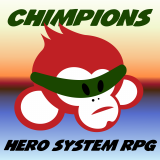 Chimpions - The Hero System RPG Podcast