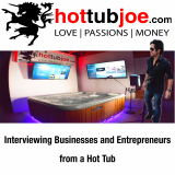 Hot Tub Joe: Conversations on Love, Passions, and Money in a hot tub.
