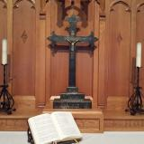 Sermons and More from St. Peter's Lutheran Church, Forestville, WI