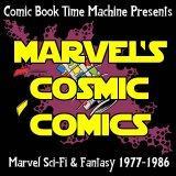 Marvel's Cosmic Comics: Star Wars, John Carter, ROM, Micronauts, and Beyond!