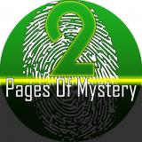 2 Pages Of Mystery Podcast