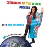 Comedians of the World Podcast- Edinburgh
