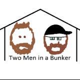 Two Men in a Bunker