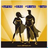 Super Hero Prime Time