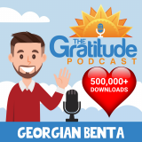 The Gratitude Podcast: Inspirational, Motivational, Self Help, Positive Thinking Podcast