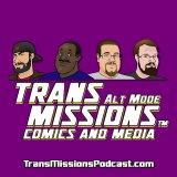 TransMissions Alt Mode - Transformers Comics and Media!