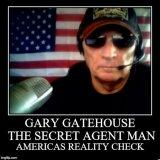 GARY GATEHOUSE SECRET AGENT MAN