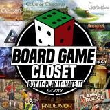 Board Game Closet Podcast