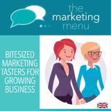 The Marketing Menu Podcast