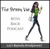 The Green V Bites Back - by Rachida Brocklehurst