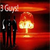 3 guys with a podcast