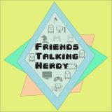 Friends Talking Nerdy