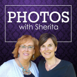 Photos with Sherita Podcast | Learn & Laugh with Pro Photo Organizers
