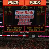 The Chicago Blackhawks Hockey Rinkcast