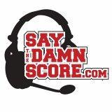 Say the Damn Score