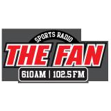 WFNZ Sports Radio The Fan 610AM 102.5FM