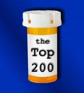 The Top 200 Prescribed Drugs