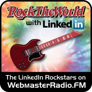 RockTheWorld with LinkedIn on Cranberry.fm