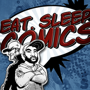 Eat Sleep Comics