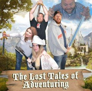 The Lost Tales of Adventuring