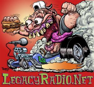 THE LEGACY RADIO SHOW