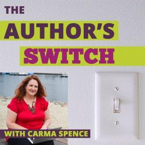 The Author's Switch – CARMA Spence