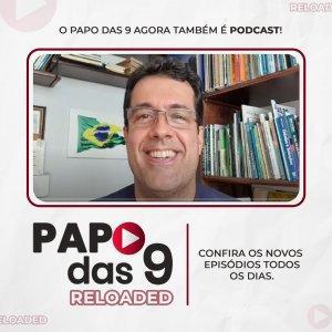 Papo das 9 com André Trigueiro
