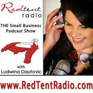 Red Tent Radio | The Small Business Podcast Show