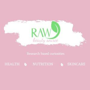 The RawBeautySource AudioBlog: Health, Beauty & Nutrition
