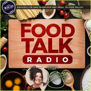 Chef Gigi's Food Talk Radio on KSCU 103.3 FM