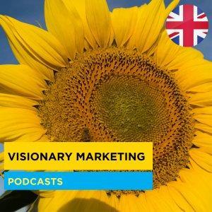 English language Visionary Marketing Podcasts