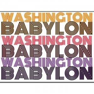 Washington Babylon's 11 Minute Interview Podcast