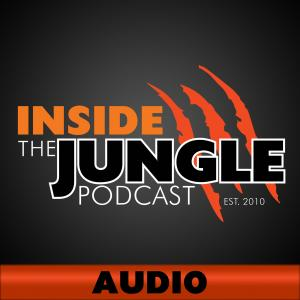 Inside the Jungle | SPNT.tv Network | Cincinnati | Nick Seuberling | UNOFFICIAL Bengals Podcast