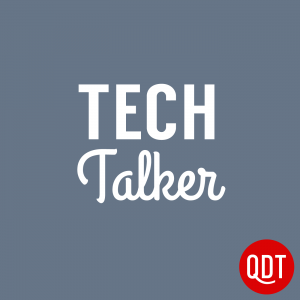 Tech Talker's Quick and Dirty Tips to Navigate the Digital World Cover Art